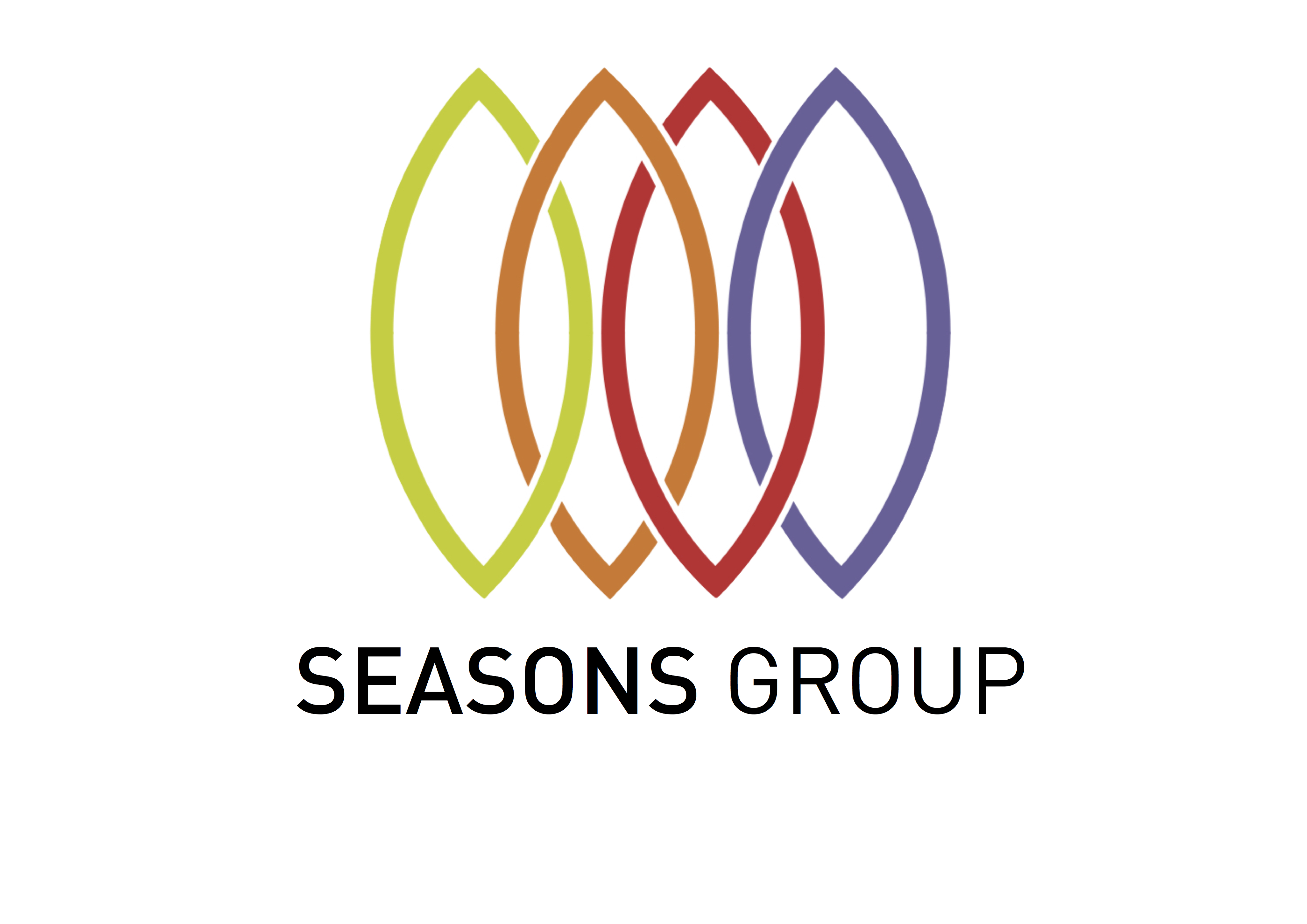 Seasons Group Logo font 60 House of hobbit Extra Project